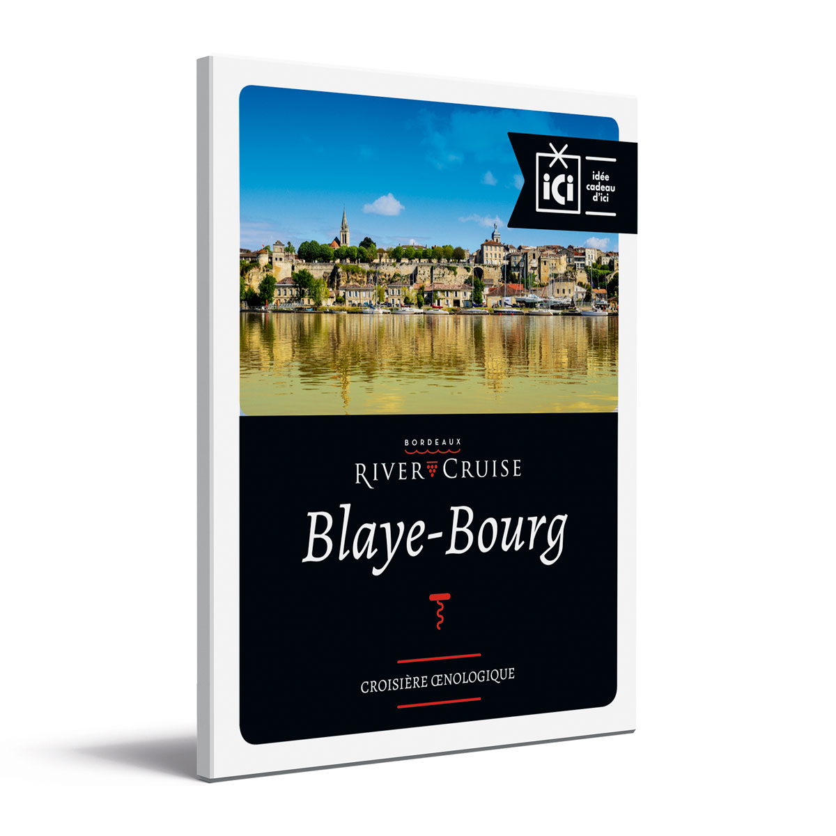 Coffret Blaye-Bourg Bordeaux River Cruise recto ombre