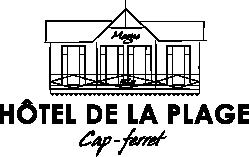 logo hotel de la plage