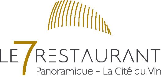 logo restaurant le 7 la cité du vin