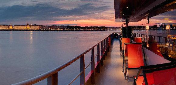 Tuile Bordeaux River Cruise Soirée Exceptionnelle