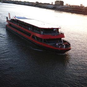 Tuile Bordeaux River Cruise Croisière sur la garonne