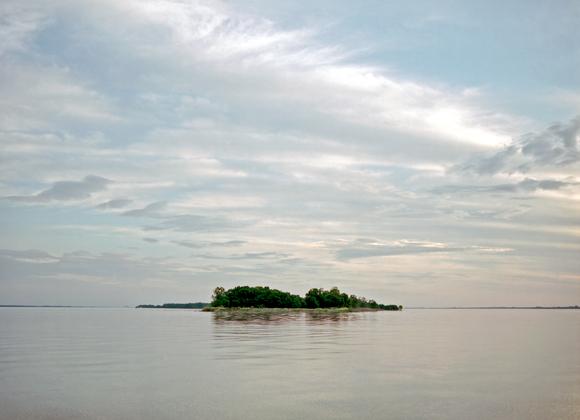 balade sur l'archipel de la gironde
