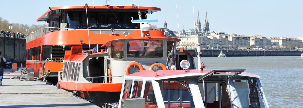 compagnie de croisières fluviales Bordeaux River Cruise