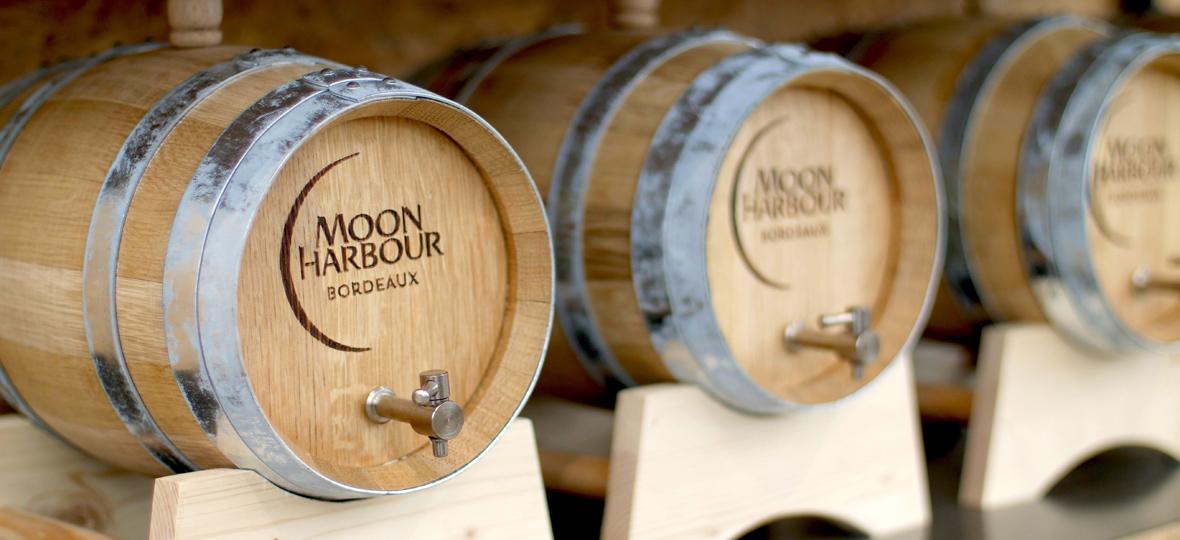 coffret cadeau degustation moon harbour