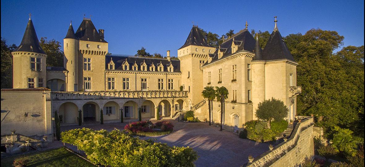coffret- cadeau séjour au château de la Rivière