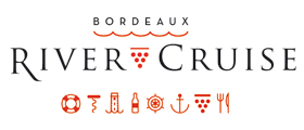 logo bordeaux river cruise